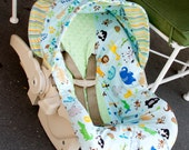 Make your own  Infant and Toddler Car Seat Cover Pattern with bonus pdf  tent pattern