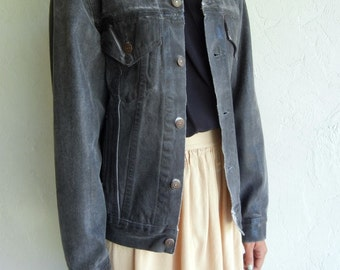 The Customized Waxed Vintage Levi's Jean Jacket