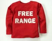 FREE RANGE Shirt : 3 Months To 5 Years