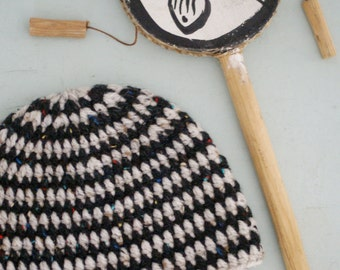 wood & wool wee wear beanie