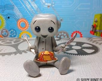 PANCAKES! Robot