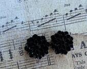 Flower Plugs Black Mum Gauges