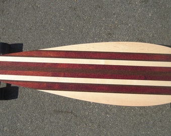"Longboard - Skateboard 40 x 10  -  ""Vero"""