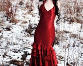 Artemis Gown // getconscious, conscious clothing, bridesmaid dress, hemp wedding dress, eco bridesmaid dress