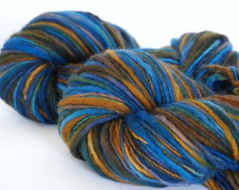 SALE! KOLIBRI - DEEP Sea - pure Wool - 100gr/3.5oz
