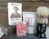 BUSTER'S BAY RUM Shaving Set