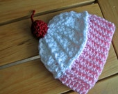 PATTERN Introductory Pricing! Cute as a Cupcake Beanie, Baby, Child, Photography