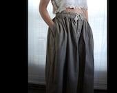 Tan Bohemian Maxi Skirt by Ralph Lauren