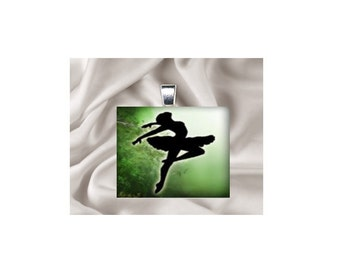 Pendant Necklace Fantasy Dance