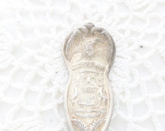 Rogers Michigan Silver Spoon Free US Shipping //