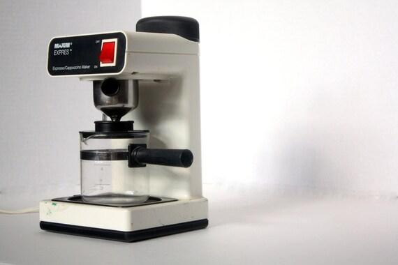 maxim espresso machine