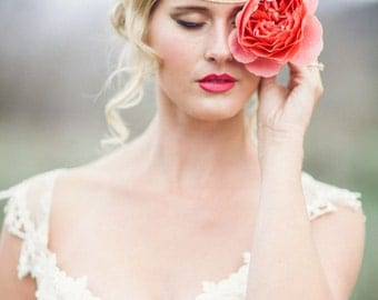 Draped Flapper Hair Pins, headpiece forehead sparkle rhinestone modern gatsby bohemian 1920s vintage wedding forehead gold silver comb 211