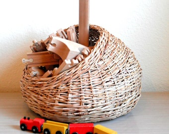 Hand Woven Storage Basket