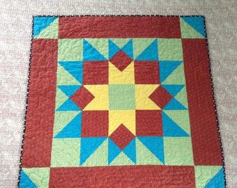 Floor quilt etsy for Floor quilt for babies
