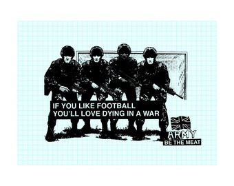 If You Like Football You'll Love Dying in a War          (2010)   - Darren Cullen