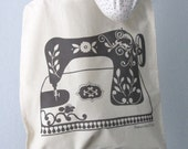 Sewing Machine Tote