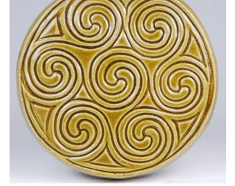 Celtic Triskal Tile