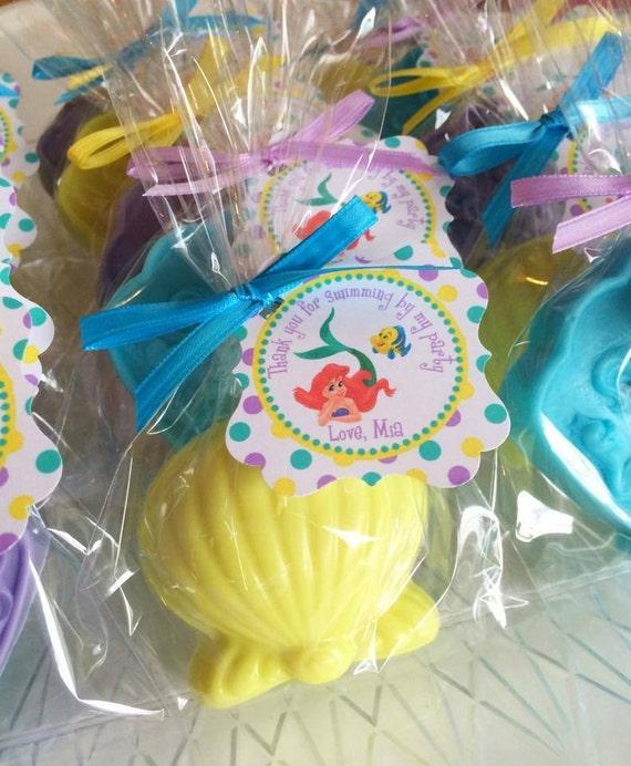 favors sea shells starfish under the sea birthday baby shower