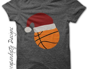 basketball iron on transfer iron on christmas shirt pdf boys christmas outfit santa