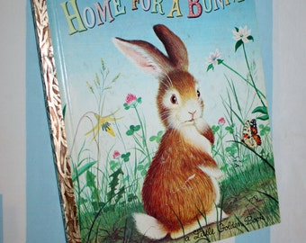 Home For A Bunny, 1961 Little Golden Book