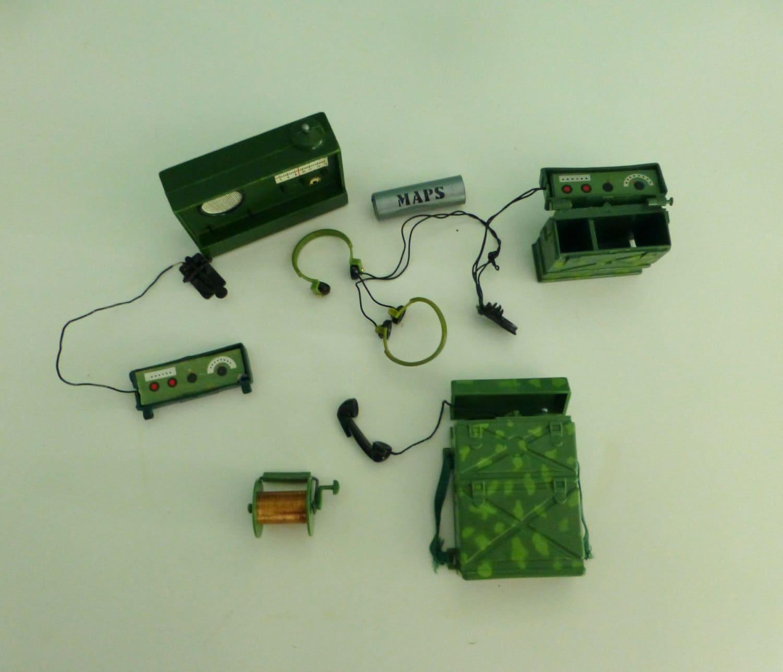 Vintage Gi Joe Accessories 61