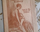 Rare Antique Hosiery Advertisement Fashion Packaging Envelopes Advertising Department Store Knox Knit