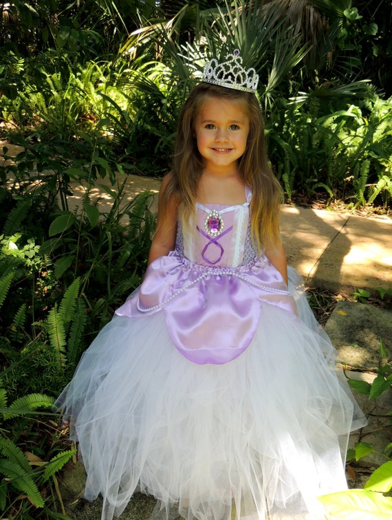 Sofia Tutu Dress Princess Sofia Costume Sofia The First  sc 1 st  Meningrey & Halloween Costumes Sofia The First - Meningrey