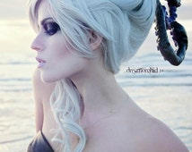 SOLD OUT!- Ursula Seawitch Wig Custom Made to Order
