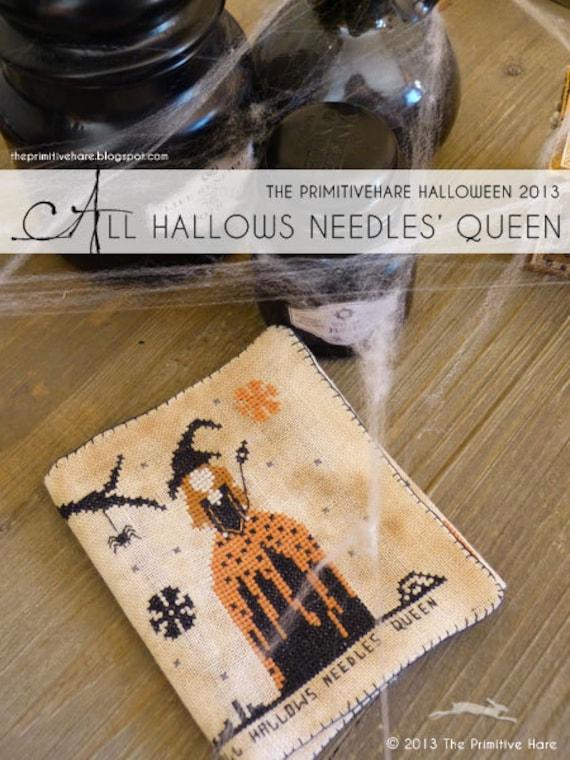 All Hallows Needles' queen