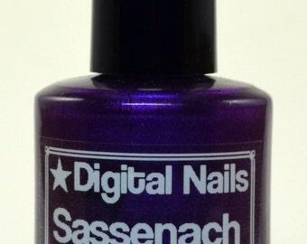 Sassenach : Outlander inspired nail polish by Digital Nails