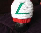 RESERVED for Esme  2 Pokemon Ash Ketchum Inspired Beanies