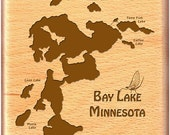 BAY LAKE MINNESOTA - Fly ...
