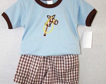 291366 - Boys Short Set - Toddler Boys Shorts - Little Boys Shorts - Baby Boy Clothes - Toddler Boys - Childrens Clothing - Baby Clothes