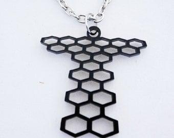Torchwood necklace