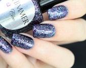 Shimmer Nail Polish - Cleo