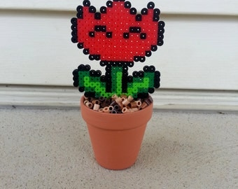 Potted Mario Plant