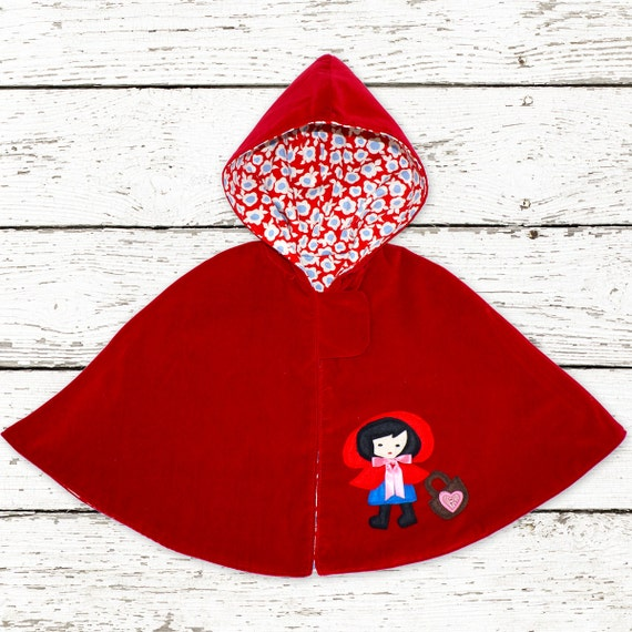 Childrens sewing pattern PDF, girls sewing pattern pdf, girl pattern, Girls cape sewing pattern, Costume, easy sewing pattern, MAISIE