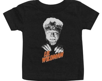 Lil Wildman (Wolf Man) T-Shirt