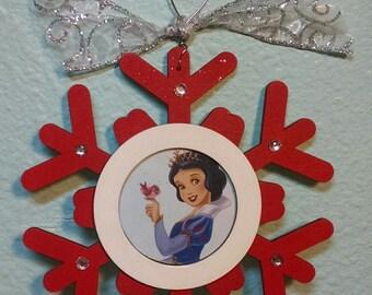 Snow White Ornament