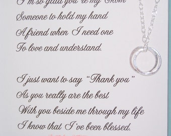 Sentimental Wedding Gift For Groom : ... Sentimental jewelry, Mother of the Bride, Mother of Groom, wedding
