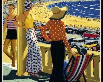Australia Travel Poster - Print