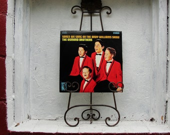 Osmond Brothers Vinyl Record Album. Songs We Sang On The Andy Williams Show. E/SE-4146