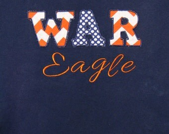 Auburn Shirt....War Eagle.
