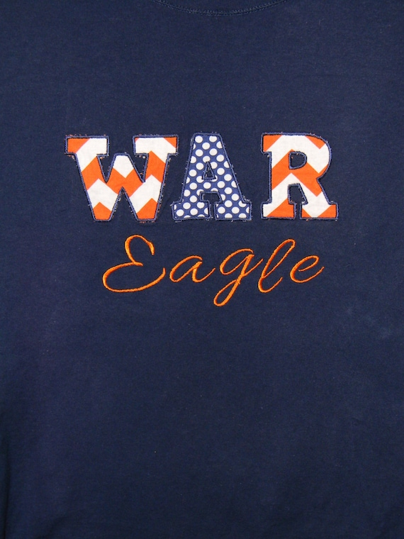 auburn shirt war eagle ForAuburn War Eagle Shirt