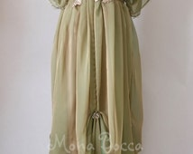 Edwardian plus size dress handmade in England Lady Mary inspired Downton Abbey 1912 gown Gibson girl