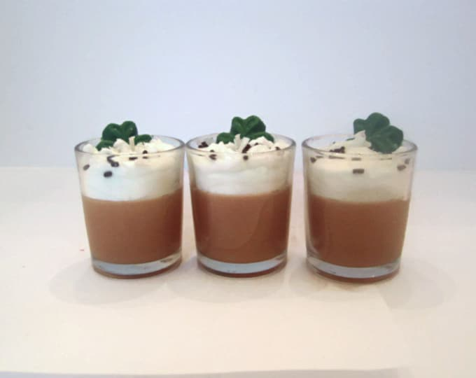 Baileys Irish Cream Candle Shot Glass Set