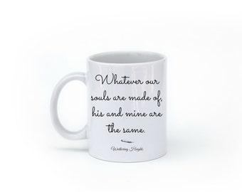 Wuthering Heights Mug - Bookish Mug