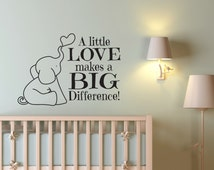 Popular items for elephant wall decal on Etsy