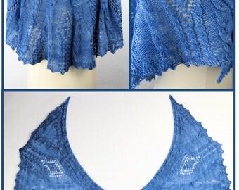 Divergence Yarn Kit - Decadent Fingering Weight - 55/45% Superwash Wool/Silk