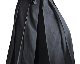 ChomThong Hand Woven Cotton Hakama Pants (PFS-026-01)